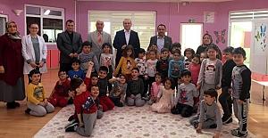 Kargı'da okullar incelendi