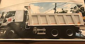 bKargı#039;ya damperli kamyon müjdesi/b
