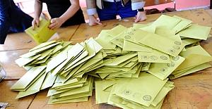 Sandıklar kapandı, oy sayımı başladı