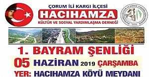 bHacıhamza Köyü Derneği şenlik.../b