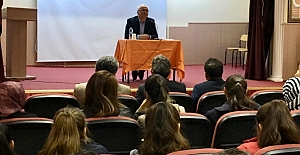 Prof. Dr. Fuat Sezgin, konferansla anıldı