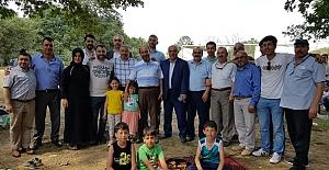 Kargı Bademce Köyü'nden piknik