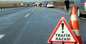 Kargı'da kaza: 1 yaralı