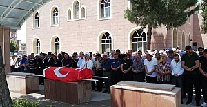 bKargılı Kıbrıs Gazisi son yolculuğuna.../b