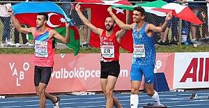 HİTÜ öğrencisi Avrupa şampiyonu oldu