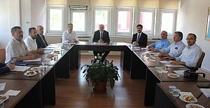 Müftüler toplantısı Kargı'da yapıldı