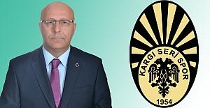 Kargı Serispor'un Başkanı Dümenci oldu