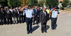 bKargı#39;da Gaziler Günü kutlandı/b
