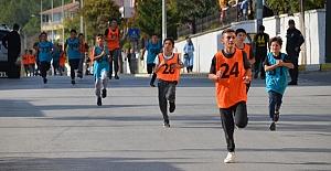 Atletizm yarışları yapıldı