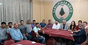 Karasoku ve Çamlıpınar Köyü Derneklerine...