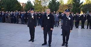 Kargı'da 10 Kasım töreni