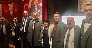 CHP Teşkilatı İl Merkez kongresine katıldı