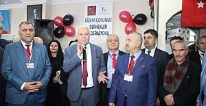 Dünyanın Çorumluları Ataşehir'de birleşti