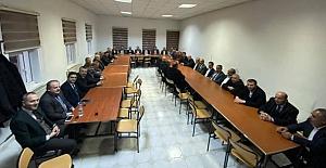 İstişare toplantısına katıldılar