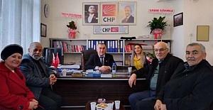 Kargı'dan Osmancık'a ziyaret