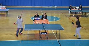 Seri Spor'dan masa tenisi turnuvası