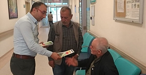 bKargı Hastanesi#039;nden organ bağışı.../b
