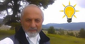 Kargılı isim Ak Parti İl Yönetiminden istifa etti
