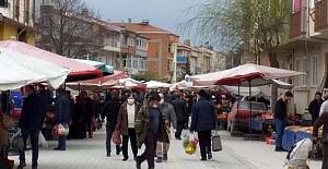 Kargı'daki Pazar 8 Mayıs'ta açılıyor