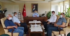 MHP Kurum ziyaretlerine başladı