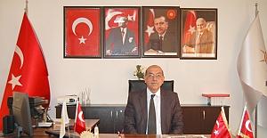 Sacit Özdemir tekrar aday