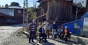 AK Parti Kargı'nın köylerinde