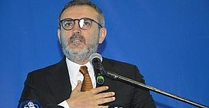 AK Partili Ünal'dan Erdoğan'a yönelik eleştirilere sert tepki