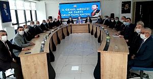 Kargı Meclis Üyeleri katılım sağladı