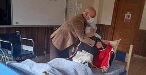 Hasta ve yaşlı öz bakım kursu açıldı