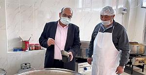 Kargı'da 400 kişiye sıcak yemek