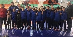 Kargılı güreşçilerimiz Antalya'da Türkiye şampiyonasında