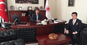 Güler'den kurumlara ziyaret