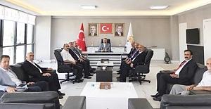 """""""Cumhur İttifakının, derdi Türkiye'nin güçlenmesi, büyümesi, kalkınmasıdır"""""""