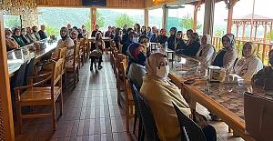 AK Parti Kadın Kolları İl Toplantısı Kargı'da yapıldı