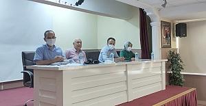 Eğitim için ilk toplantı yapıldı
