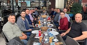 Kargı'daki veteriner hekimler de toplantıya katıldı