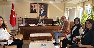 Türk Eğitim Sen ziyaretlere başladı
