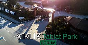 Sıklık Tabiat Parkı ziyaretçilerini bekliyor