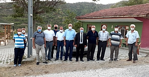 İl Genel Meclisi Başkanı Günay, Kargı köylerini ziyaret etti