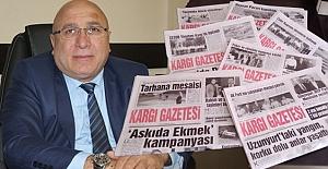 Kargı Gazetesi kuruluş yıl dönümünü kutluyor