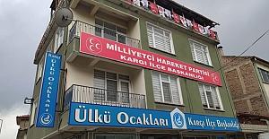 MHP İlçe Kongresi 19 Eylül'de yapılacak