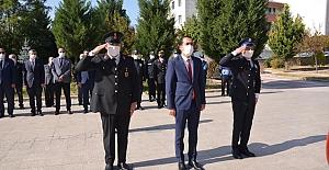 Cumhuriyet Bayramı törenle kutlandı