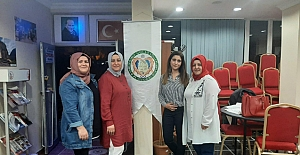 Golazın Kadın Kolları Başkanı Bircan Öz oldu