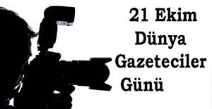 Kaymakam Uyar, Gazeteciler Günü'nü kutladı