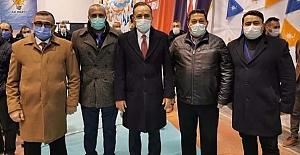 AK Parti Kargı Teşkilatı İl Kongresine katıldı