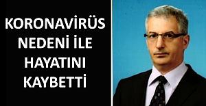 Kargılı Profesör, Covid-19'dan vefat etti