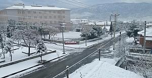 Kargı'da hafta sonu kış etkisini gösterecek