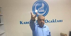 MHP Kargı İlçe Başkanı Soruk'un acı günü