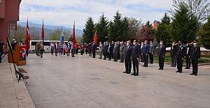 23 Nisan Kargı'da törenle kutlandı