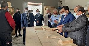 Kargı Belediyesi, Marangoz Atölyesi açtı